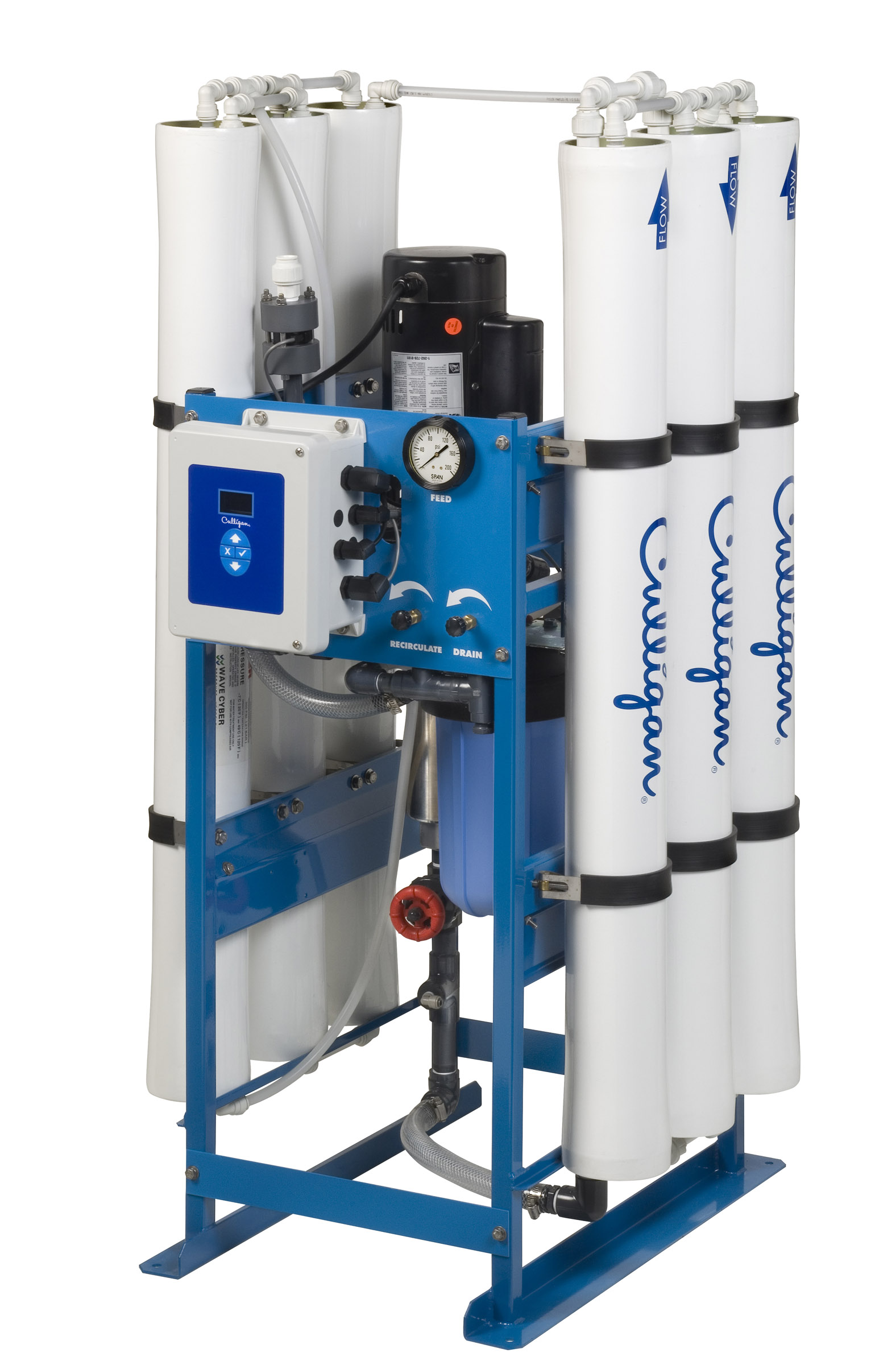 Commercial Water Treatment Ultra Pure Reverse Osmosis