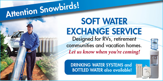 Seasonal Soft Water