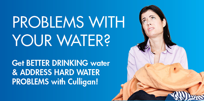 Problem Water Solutions from Culligan